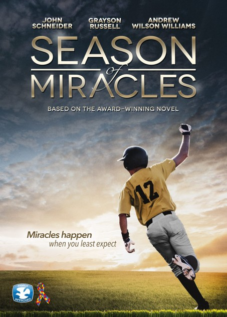 Season of Miracles (BR+DVD Combo)